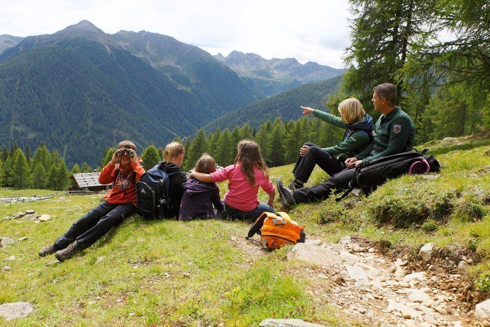 Escursioni in Val d'Ultimo – Aria d'autunno al Monte Vigilio