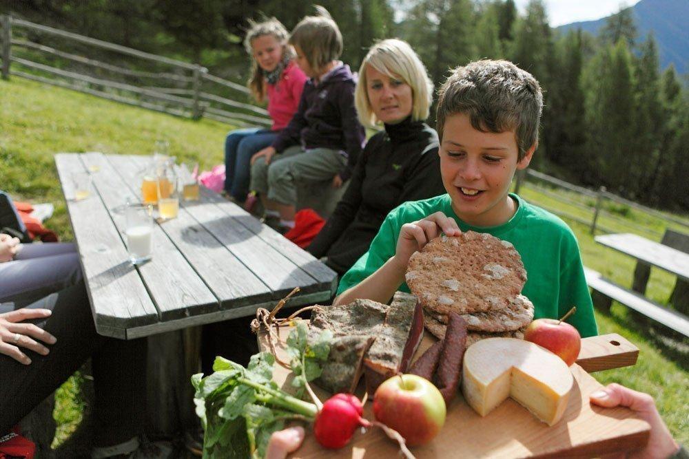 L'autunno è la stagione del Törggelen in Alto Adige