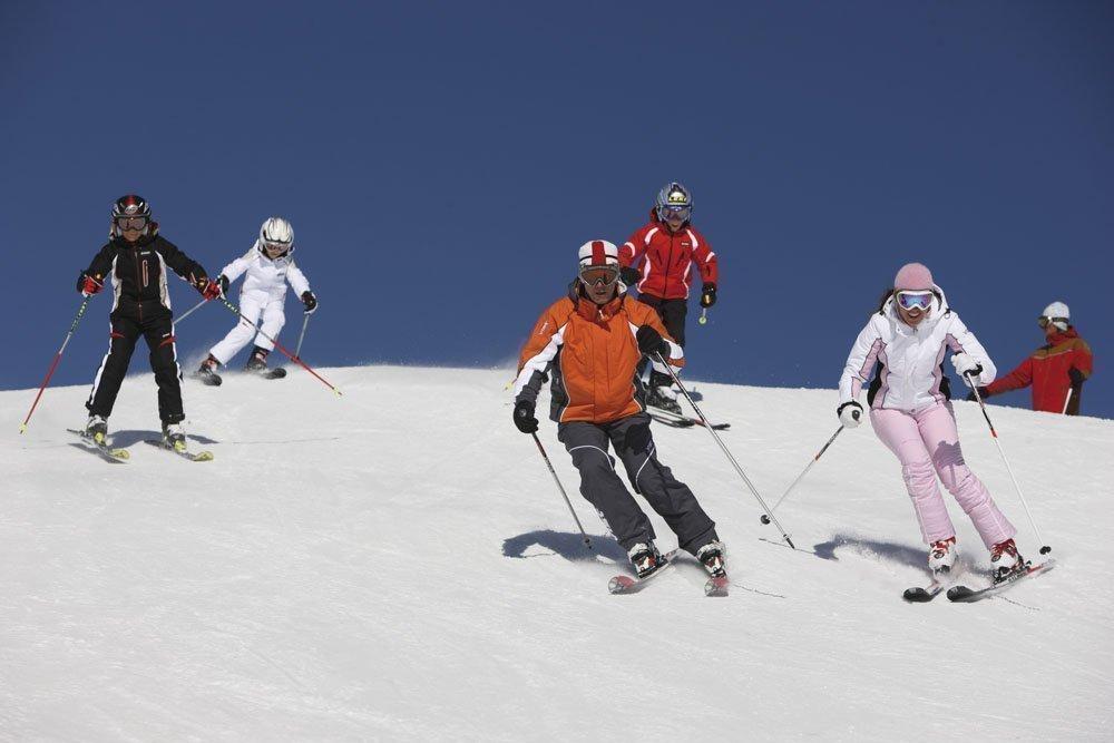 Winter im Ultental – Pistenspaß im Skigebiet Schwemmalm